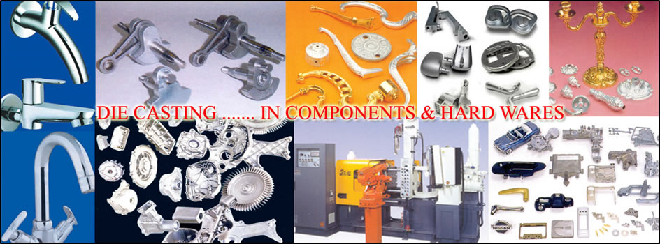 diecasting components